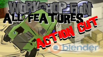Workshop Fun Action Cut